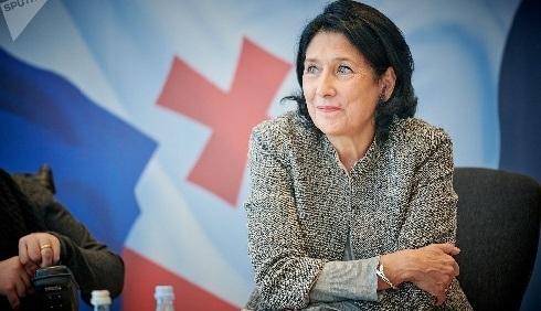 Gürcistan CumhurBaşkanlığı Seçiminin Galibi..