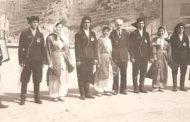 Mustafa Uzun:1968-1970 li yıllarda Arvinde ki grubumuz.