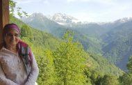 """Hasibe Özkan ile Söyleşi; """"En Büyük Nimet: Doğa'da özgürce nefes alabilmek!"""""""