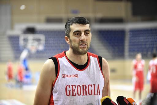 Giorgi Şermadini,İspanya Basket Liginde Ayın Yıldız...