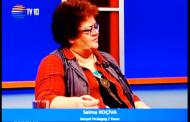 """""""Son aktif yıllarımı Laz Edebiyatına vermek istiyorum!"""" Selma Koçiva"""