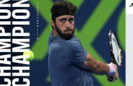 Gürcü  Nikoloz Basilashvili'Doha Open Tenis Turnuvası'nda şampiyon