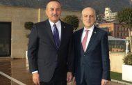 Gürcistan Dişileri Bakanı David Zalkaliani bugün resmi bir ziyaret için Türkiye'ye geliyor.