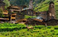 Tusheti'de Turizm Sezonu Açıldı/თუშეთში ტურისტული სეზონი გაიხსნა და...