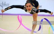Gürcü Cimnastikci Pazhava Tokyo Olimpiyatları'na Katılıyor