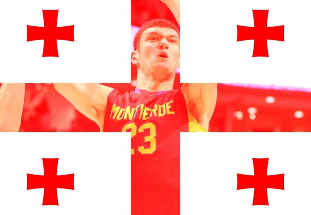 Mamukelaşvili'ye Övgü Yağıyor