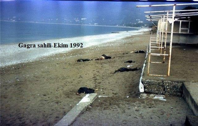 Erdoğan Şenol Gürcistan'da Laz Katliamı'nı Yazdı!