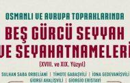 Beş Gürcü Seyyah...Harun Çimke tarafından tercüme edildi