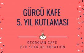 Gürcü Kafe  Türkiye'deki bir çok Dernekten ilerdedir