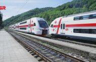 Tiflis-Batum Tren Seferi 4'e Çıkarıldı