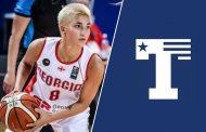 Gürcü Basketçi Elene İluridze ABD UT Tyler Ligi'ne Davet Edildi