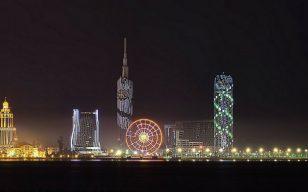 Batumi Açıklarına Palmiye Adalar Yapılacak