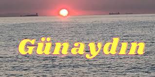 Erdoğan Şenol: Günaydın / dila mşvidobisa, çok güzel bir kelimedir!